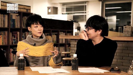 左から:小田朋美、曽我部恵一