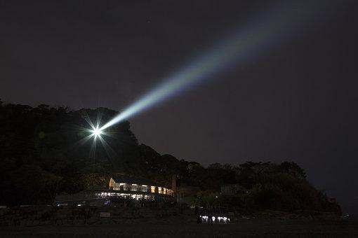 『Sense Island -感覚の島- 暗闇の美術島』photo by Koichiro Kutsuna ©Sense Island 2019