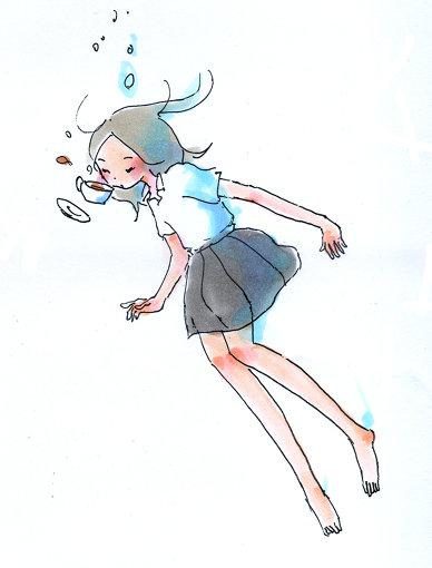 今日マチ子(きょう まちこ)<br>漫画家。1P漫画ブログ「今日マチ子のセンネン画報」の書籍化が話題に。4度文化庁メディア芸術祭審査委員会推薦作品に選出。戦争を描いた『cocoon』は「マームとジプシー」によって舞台化。2014年に手塚治虫文化賞新生賞、2015年に日本漫画家協会賞大賞カーツーン部門を受賞。短編アニメ化された『みつあみの神様』は海外で23部門賞受賞。近著に『センネン画報 +10years』『もものききかじり』『ときめきさがし』等。現在『かみまち』をグランドジャンプで連載中。