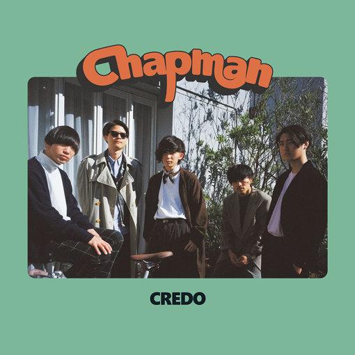 Chapman『CREDO』ジャケット