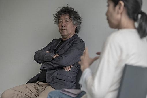 左から:茂木健一郎、内藤礼