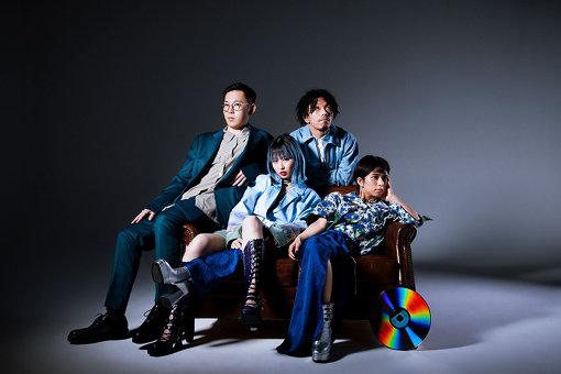 木村豊がアートディレクターを務めた、Awesome City Clubの最新アーティスト写真