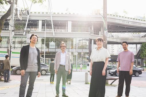 左から:寄本健(東急株式会社)、柏本高志(株式会社パルコ)、浜本理恵(東急株式会社)、手塚千尋(株式会社パルコ)