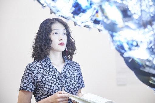 キム・ユンチョル『クロマ』2020 ©Kim Yunchul