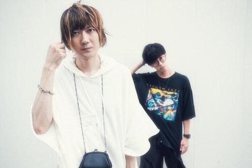 左から:江口雄也、田邊駿一