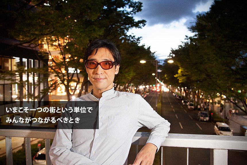 今は文化を作り直すチャンス。小宮山雄飛が語る地元民目線の渋谷