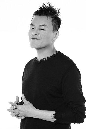 自身もアーティストとして活動するJ.Y. Park
