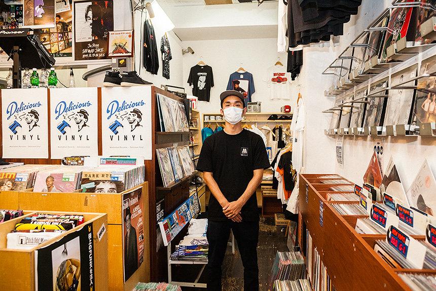 渋谷の「レコ屋文化」を守り続けた、マンハッタンレコードの思い