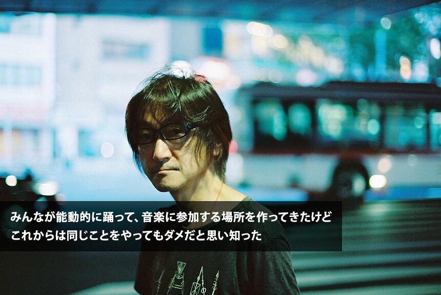 勝井祐二と山本精一が語る 踊るという文化とROVOが瀕する転換点