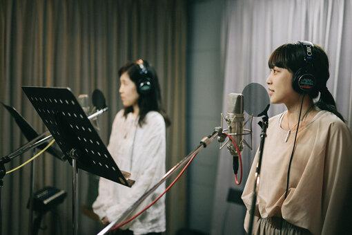 左から:Sachiko、Tomoko / 撮影:Daisuke Murakami