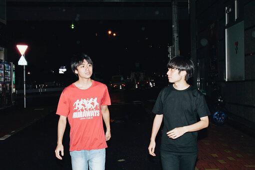 左から:小山田壮平、奥山由之