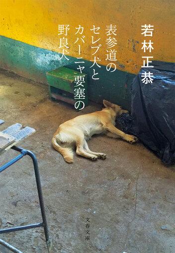 若林正恭著『表参道のセレブ犬とカバーニャ要塞の野良犬』
