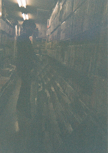 荒魂書店の様子。撮影:たなかみさき