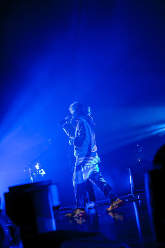 Vaundyのライブ写真 / 撮影:Takeshi Yao