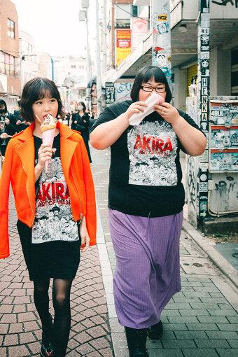 左から:Rei、安藤なつ