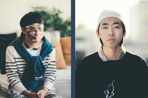 左から:小林資幸、柄本時生<br>小林資幸(こばやし ともゆき)<br>1983年生まれ。広島県出身。ファッションブランド「PHINGERIN(フィンガリン)」のデザイナー。2年間の会社員生活を経て、文化服装学院に入学。卒業後、2008年にPHINGERINを立ち上げ、パジャマの手売りを始める。現在は、全国のセレクトショップなどで商品を展開中。<br>柄本時生(えもと ときお)<br>1989年生まれ。東京都出身。俳優。2003年、映画『すべり台』(2005年公開)のオーディションを受け主役に抜擢されてデビューを飾り、以降、映画『ホームレス中学生』『アウトレイジ』など多数に起用される。WOWOWドラマ『4TEEN』では主役のダイを演じ、『2004年度芸術祭』で「テレビドラマ部門優秀賞」と『2005年度日本民間放送連盟賞』で「テレビドラマ部門」を受賞。また2008年の出演作により『第2回松本CINEMAセレクト・アワード』の「最優秀俳優賞」に選出される。その後も多数の映画・ドラマに出演。2020年11月より映画『記憶の技法』が公開中。12月12日・19日に2週連続でドラマ『ノースナイト』(NHK)、2021年1月にはドラマ『バイプレイヤーズ』(テレビ東京)に出演予定。