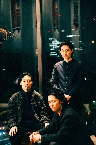 左後列から:石若駿、額田大志、江﨑文武