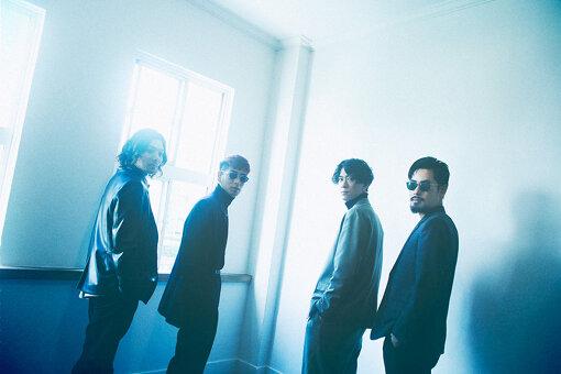 左から:CHOJI、YU、KENJI、SHUKI