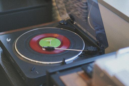 7インチレコード『LSC2000 / サンタクロースにお願い』