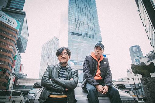 左から:冨田恵一、Ryohu