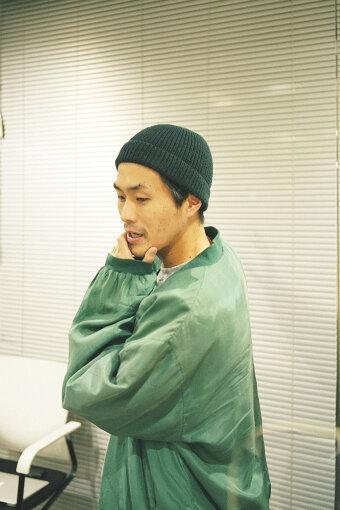 佐々木役を演じた細川岳も取材に同席した