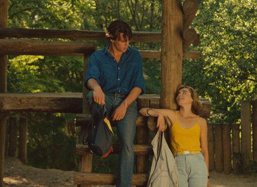 エリック・ロメール『友だちの恋人』(1987年)場面写真 / 「友だちの恋人」©1986 LES FILMS DU LOSANGE-LA C.E.R.