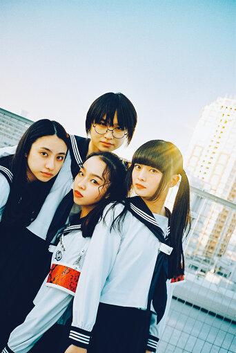 左から:KANON、SUZUKA、RIN、MIZYU