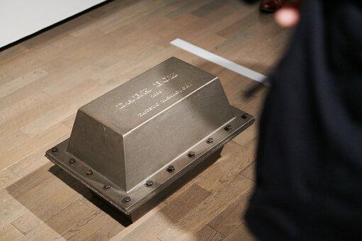 河口龍夫『DARK BOX 2009』2009年 東京国立近代美術館蔵