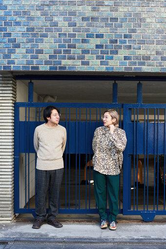 左から:入江陽、柴田聡子