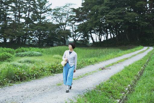 ドラマ『ペンションメッツァ』の第4話「ヤマビコの休日」より(画像提供:WOWOW)
