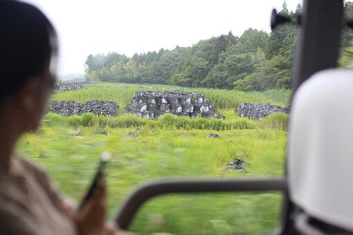 『みちのくアート巡礼キャンプ2020』 ©芸術公社 / Photo by Maiko Kobayashi