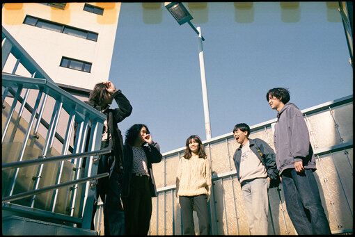 左から:後藤晋也、近藤大彗、杉山沙織、市川壱盛、和田晴貴
