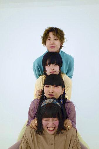 上から:おーしゃん、辻村アリサ、おおにしれいあ、ちゃぎ