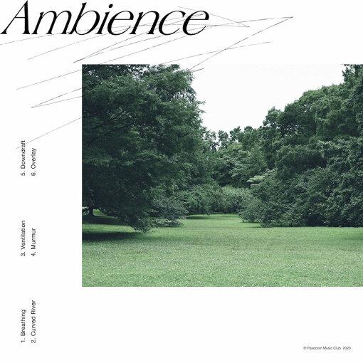 パソコン音楽クラブ『Ambience』ジャケット