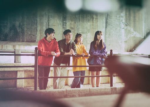 左から:藤島裕斗、藤島雅斗、たまみ、Kana