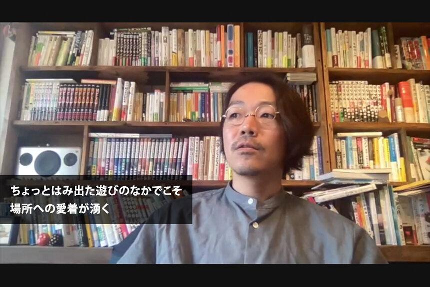 徳谷柿次郎が長野から見つめ直す、テレワークとワーケーション