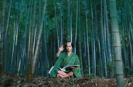 映画『HOKUSAI』イメージビジュアル ©2020 HOKUSAI MOVIE