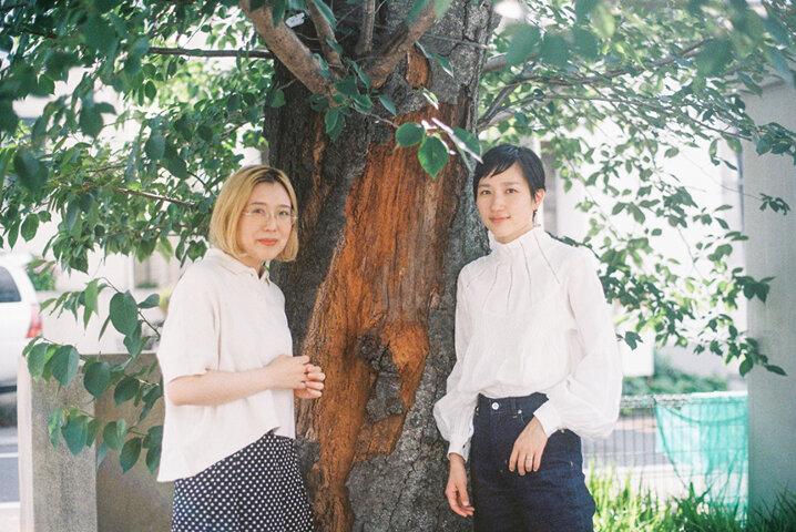柴田聡子×吉開菜央 プレイリストを見せ合いながら音楽話に花が咲く