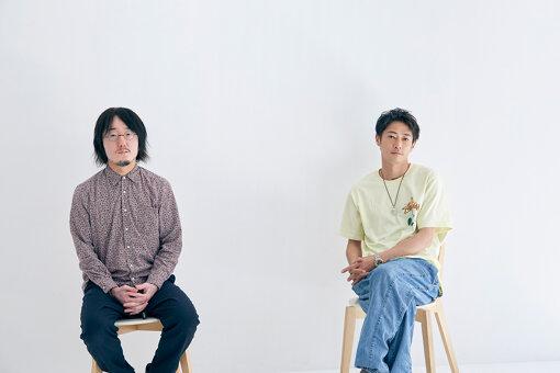 左から:<br><b>太田信吾(おおた しんご)</b><br>1985年生まれ。映画監督・俳優として活動。長野県出身。大学では哲学・物語論を専攻。大きな歴史の物語から零れ落ちるオルタナティブな物語を記憶・記録する装置として映像制作に興味を持つ。処女作の映画『卒業』がイメージフォーラムフェスティバル2010優秀賞・観客賞を受賞。初の長編ドキュメンタリー映画『わたしたちに許された特別な時間の終わり』が山形国際ドキュメンタリー映画祭2013で公開後、世界12カ国で公開。俳優として演劇作品のほか、TVドラマ等に出演。最新作の監督作『想像』は2021年5/28より劇場公開、『フードトラッカー峯岸みなみ』7/12よりWOWOWにて放送。出演作『未練の幽霊と怪物』(作・演出:岡田利規、共演:森山未來、片桐はいり 他)は6/5よりKAAT神奈川芸術劇場にて上演。<br><b>窪塚洋介(くぼづか ようすけ)</b><br>1979年5月7日生まれ。神奈川県横須賀市出身。1995年俳優デビュー。2001年公開映画『GO』で第25回日本アカデミー賞新人賞と史上最年少で最優秀主演男優賞を受賞。2017年『Silence ー沈黙-』(マーティン・スコセッシ監督)でハリウッドデビューを果たし、海外にも積極的に進出。現在Netflixにて『GIRI/HAJI』、Amazon Audibleで『アレク氏2120』が好評配信中。2021年は『ファーストラヴ』『全員切腹』など出演作の公開が続く。また、レゲエDeeJayの卍LINEとして音楽活動を行う一方で、モデル、執筆と多彩な才能を発揮。地球に良い、体に良い、ホシにいいをテーマにした自身の番組『今をよくするTV』をYouTubeにて配信中。