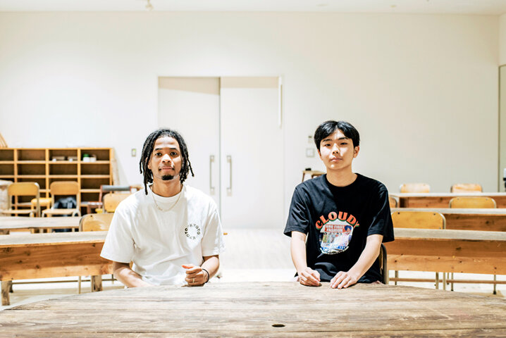 Daichi Yamamotoと高校生のラップ談義。音楽の自由を10代に学ぶ