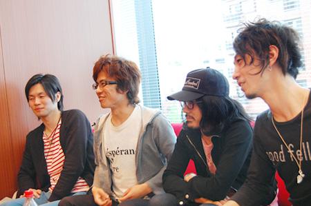 名古屋のオルタナボーイズ soulkidsインタビュー