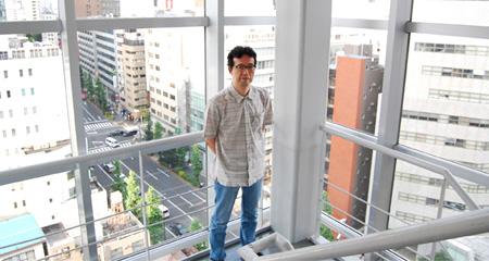 『エクスマキナ』荒牧伸志監督インタビュー