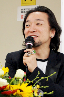 『アフロ・ディズニー』菊地成孔×大谷能生トークショー