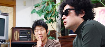 映画『ライブテープ』松江哲明(監督)×前野健太(主演)インタビュー