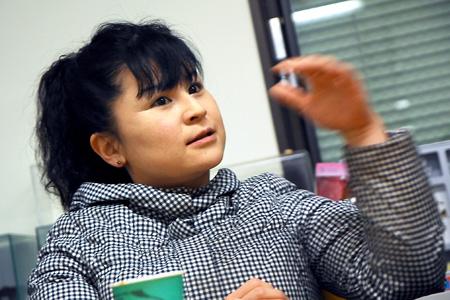 菊池智恵子