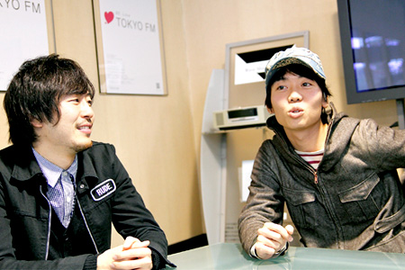 左から:柴田拓也、松井省悟