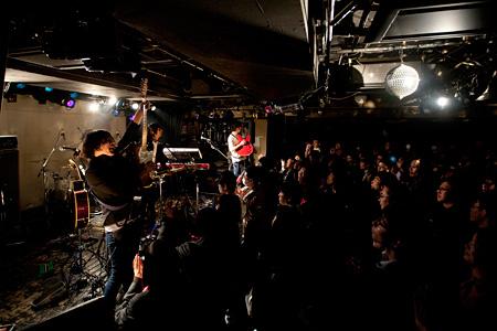 viBirth × CINRA presents 『exPoP!!!!! volume59』 @渋谷O-NEST(2012年2月23日 撮影:前田伊織)