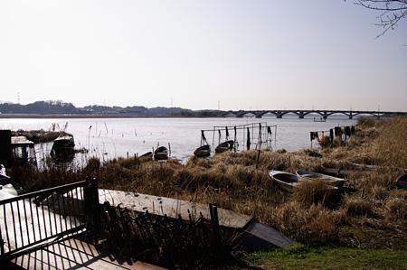 手賀沼の風景 撮影:山脇紘資