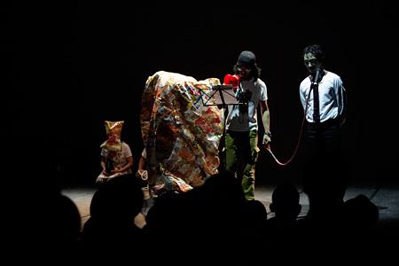 悪魔のしるし『吾妻橋ダンスクロッシング2011』