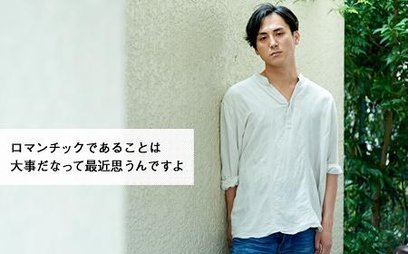 音楽家であり絵描きでもあるロマンチスト 渡會将士インタビュー